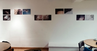 Exhibition at Little Man Coffee Co