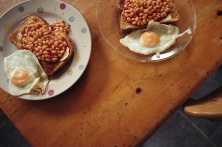 Beans and Eggs